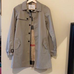 Kids size 12. Burberry jacket